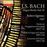 J.S. Bach: Organ Works, Vol. 4