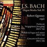 J.S. Bach: Organ Works, Vol. 4