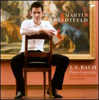 J.S. Bach: Piano Concertos - Martin Stadtfeld (piano); Lucerne Festival Strings; Achim Fiedler (conductor)