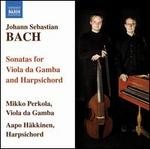 J.S. Bach: Sonatas for Viola da Gamba & Harpsichord