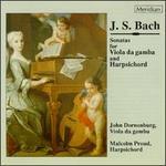 J.S. Bach: Sonatas for Viola ee Gamba & Harpsichord