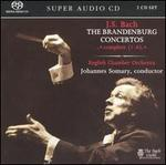 J.S. Bach: The Brandenburg Concertos  - Adrian Beers (double bass); Andrew Williams (viola); Anita Lasker-Wallfisch (cello); Anthony Halstead (horn);...