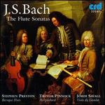 J.S. Bach: The Flute Sonatas