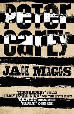 Jack Maggs - Carey, Peter