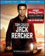 Jack Reacher [Includes Digital Copy] [Blu-ray/DVD] [Movie Money]