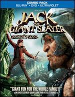 Jack the Giant Slayer [Blu-ray/DVD] [Bilingual]