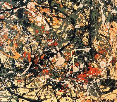 Jackson Pollock - Landau, Ellen G, Professor