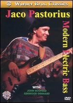 Jaco Pastorius: Modern Electric Bass - Allie Eberhardt