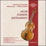Jacob Stainers Instrumente