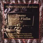 Jacquet de la Guerre: Sonatas pour le Viollon