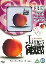James and the Giant Peach [With Playing Cards in Collector's Tin]