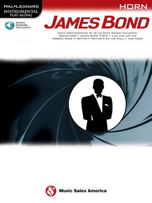 James Bond: Horn - Hal Leonard Corp (Creator)