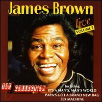 James Brown Live, Vol. 2 - James Brown