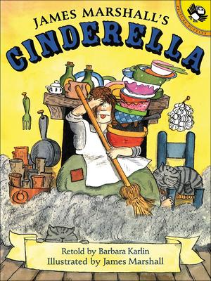 James Marshall's Cinderella - Karlin, Barbara