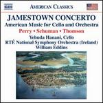 Jamestown Concerto: American Music for Cello & Orchestra