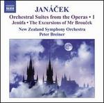 Jan�cek: Orchestral Suites from the Operas, Vol. 1