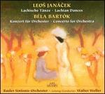 Janácek: Lachian Dances; Bartók: Concerto for Orchestra
