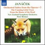 Janácek: Orchestral Suites From The operas, Vol. 3