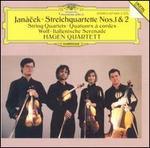 Janácek: Streichquartette Nos. 1 & 2; Wolf: Italienische Serenade