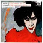 Janácek: String Quartets Nos. 1 & 2; Smetana: String Quartet No. 1 'From My Life'