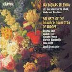 Jan Dismas Zelenka: Six Trio Sonatas for Oboe, Violin and Continuo