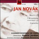 Jan Novák (1921 - 1984), Vol. 1