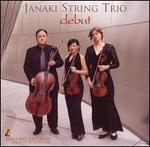 Janaki String Trio: Debut