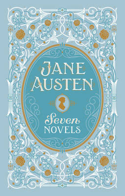 Jane Austen (Barnes & Noble Omnibus Leatherbound Classics): Seven Novels - Austen, Jane
