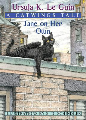 Jane on Her Own: A Catwings Tale - Le Guin, Ursula K