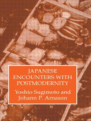 Japenese Encounters With Postmod - Sugimoto