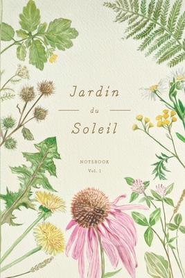 Jardin du Soleil - Botanical Notebook Vol. 1 (Glossy Cover) - Tools, Divination