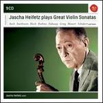Jascha Heifetz Plays Great Violin Sonatas [CD 5-9 of 9]