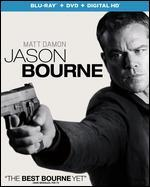 Jason Bourne [Includes Digital Copy] [Blu-ray/DVD]