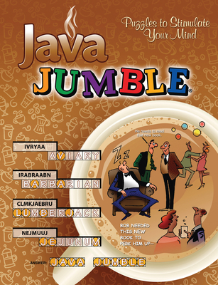 Java Jumble: Puzzles to Stimulate Your Mind - Triumph Books