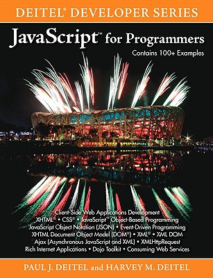 JavaScript for Programmers - Deitel, Paul J