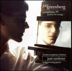 Jay Greenberg: Symphony No. 5; Quintet for Strings