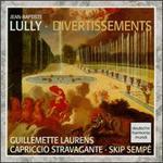 Jean-Baptiste Lully: The Divertissement