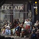 Jean Marie Leclair: Sonates en Trio