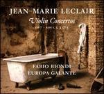 Jean-Marie Leclair: Violin Concertos, Op. 7 Nos. 1, 3, 4 & 5