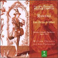 Jean-Philippe Rameau: Les Fêtes d'Hébé - Gaëlle Mechaly (soprano); Jean-Paul Fouchécourt (tenor); Layrent Slaars (baritone); Les Arts Florissants;...