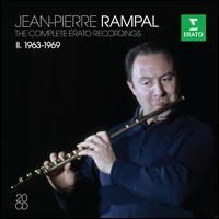 Jean-Pierre Rampal: The Complete Erato Recordings, Vol. 2 - 1963-1969 -