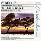 Jean Sibelius: Violin Concerto in D minor; Tchaikovsky: Violin Concerto in D major