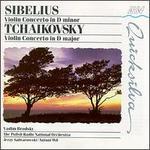 Jean Sibelius: Violin Concerto in D minor; Tchaikovsky: Violin Concerto in D major