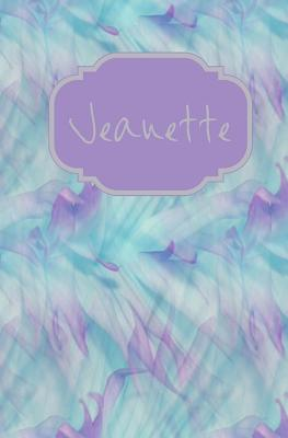 Jeanette: Personalized Name Journal - My Personal Journals