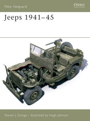 Jeeps 1941-45 - Zaloga, Steven J, M.A.