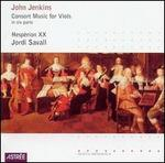 Jenkins: Consort Music for Viols in Six Parts
