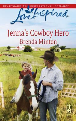 Jenna's Cowboy Hero - Minton, Brenda