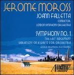 Jerome Moross: Symphony No. 1 - John Alley (piano); London Symphony Orchestra; JoAnn Falletta (conductor)