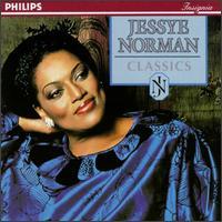 Jessye Norman Classics - Ambrosian Singers (vocals); Christopher Bowers-Broadbent (organ); Dalton Baldwin (piano);...