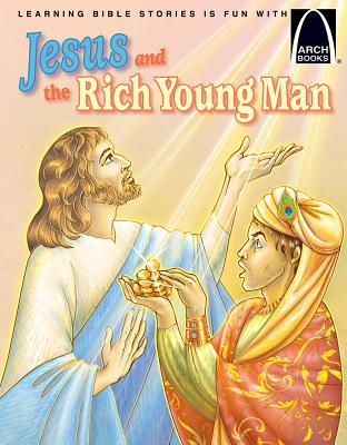 Jesus and the Rich Young Man - Low, Sara